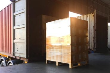 Paper & Packaging Logistic Services